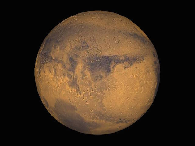 What Is Going On With Mars!