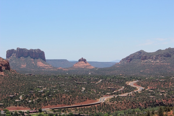 "RV LIVING: The Corner Pieces – Part II: ""Quit Hogging the Vortex!"" (Sedona)"