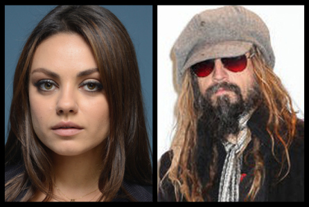 Rob Zombie And Mila Kunis to Produce Horror/Comedy Series for Starz