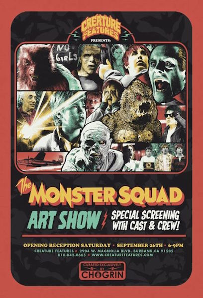 Monster Squad Double Down!