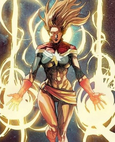 {RUMOR} Rebecca Ferguson Contending for Captain Marvel