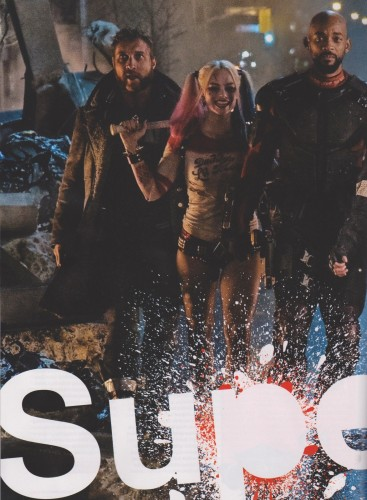 NEW PHOTOS AND SET DETAILS FOR SUICIDE SQUAD!
