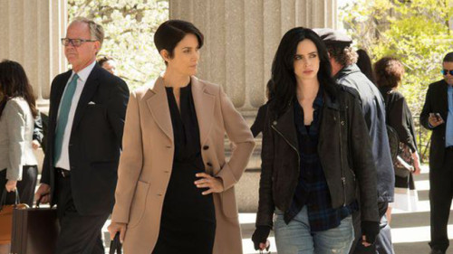 Two New Characters Revealed for Jessica Jones!