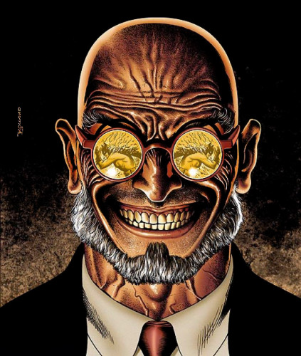 BD Wong Is the Evil Scientist Dr. Hugo Strange on Gotham!
