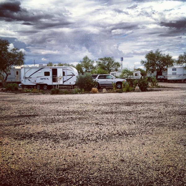 RV LIVING: The Corner Pieces – Part IV – Full Circle