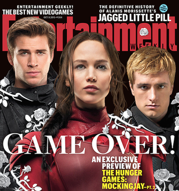 NEW STUNNING IMAGES for The Hunger Games: Mockingjay Part 2