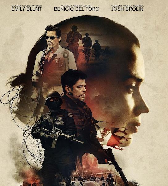 Movie Review – SICARIO
