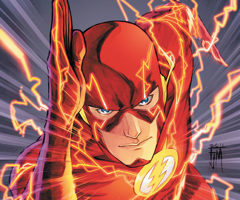 Genre-Mashing Author Seth Grahame-Smith to Direct the Warner Bros Film 'The Flash'!