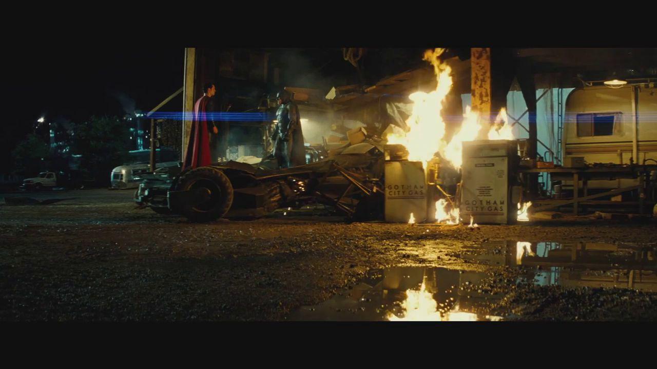 New Details on Where Batman V Superman: Dawn of Justice Begins