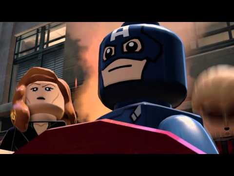 Lego Marvel's Avengers! New Trailer!