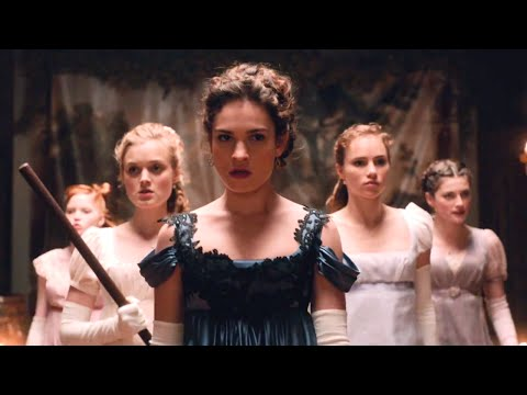New PRIDE AND PREJUDICE AND ZOMBIES Trailer Is All Kinds of Delightful Badass