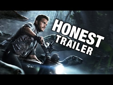 Latest Honest Trailer Shows You the Awesome Ridiculousness of Jurassic World