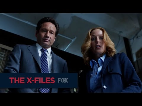 Brand New Trailer For The X-Files!