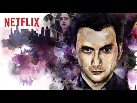 Kilgrave Featured in Newest Motion Poster for Jessica Jones!