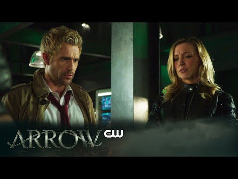 Trailer and Synopsis for Next Week's Arrow, 'Haunted', Returns John Constantine to Television!