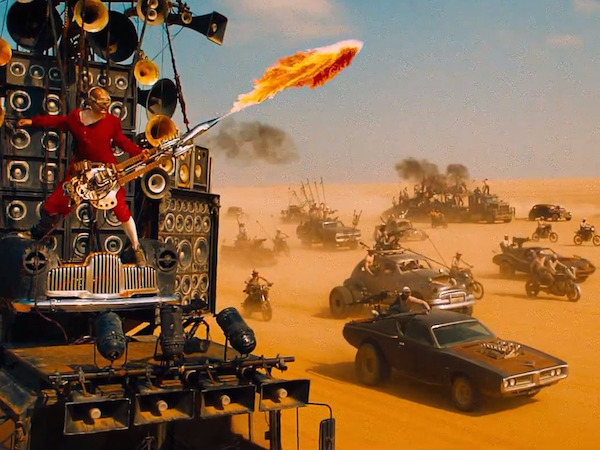 Trilogy Spoilers! Podcast – Mad Max Fury Road