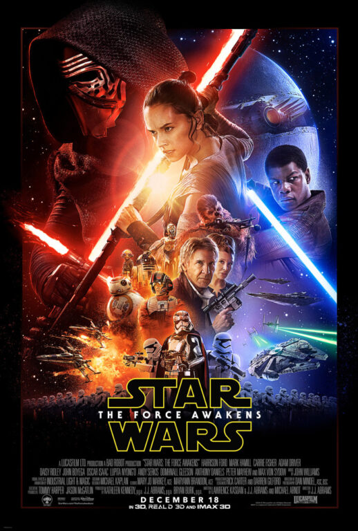 Trilogy Spoilers! – Star Wars The Force Awakens 1st Reactions