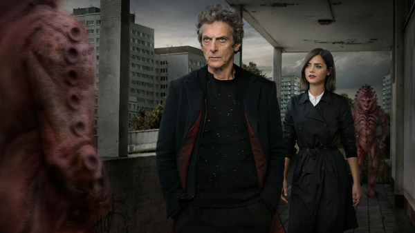 Sneak Peek for This Week's Doctor Who Episode 'The Zygon Invasion' – OSGOOD IN DANGER!