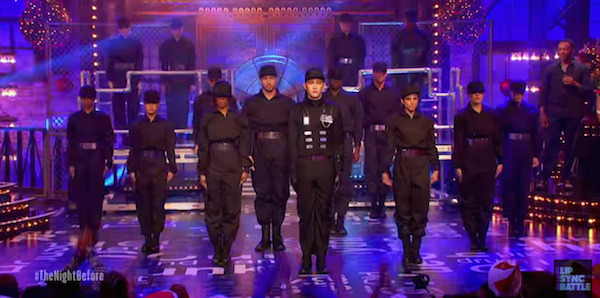 Joseph Gordon-Levitt Wins at Life with His Performance of Janet Jackson's Rhythm Nation – Anthony Mackie Is a Close Runner Up
