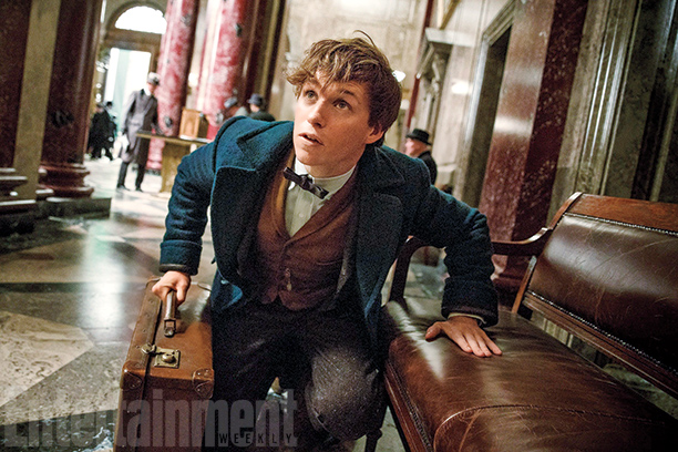 J. K. Rowling's Fantastic Beasts and Where to Find Them Announcement Trailer Lets Us In on the Magical Mystery