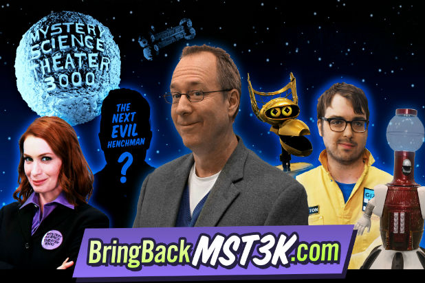 Felicia Day Joining Mystery Science Theater 3000 Revival!
