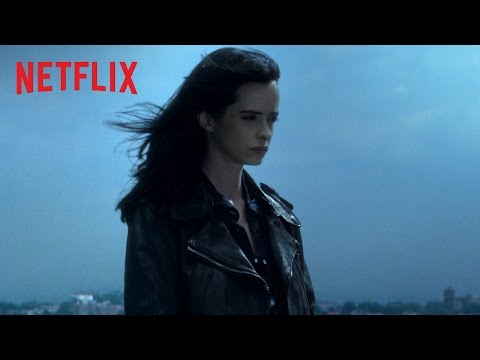 New Jessica Jones Trailer Gives Us a Terrifying Villian in David Tennant's Kilgrave!