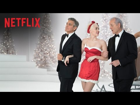 The New Trailer for Bill Murray's 'A Very Murray Christmas' Brings Perfect Holiday Cheer