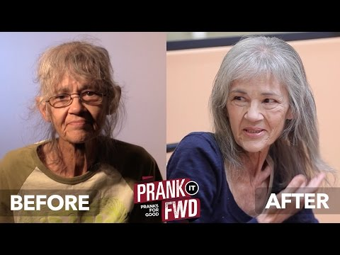 """Mediocre Films Latest """"Prank It Forward"""" Surprises the Homeless with Gifts and Spa Day"""