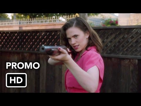 New Sneak Peek at Agent Carter Sees Peggy Kicking Some Major Ass!
