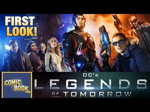 Vandal Savage, Rip Hunter, Hawkgirl! Trailer for CW's Legends of Tomorrow Has Everything!