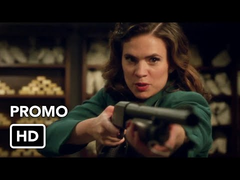 New Sneak Peek at Agent Carter Sees Her Getting a New Spy Car!
