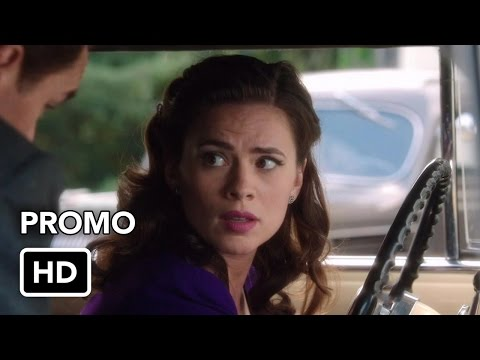 Agent Carter Gets Her Super Secret Spy Car in this Sneak Peek at the Series!