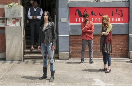 Netflix Releases Numerous Stills for Their Next Marvel Series, Jessica Jones!