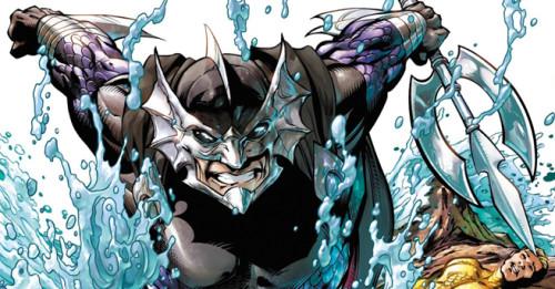 It'll Be Aquaman Vs. Ocean Master is the New Rumor!