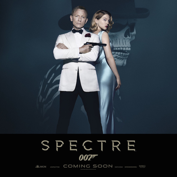 Trilogy Spoilers! Podcast – SPECTRE