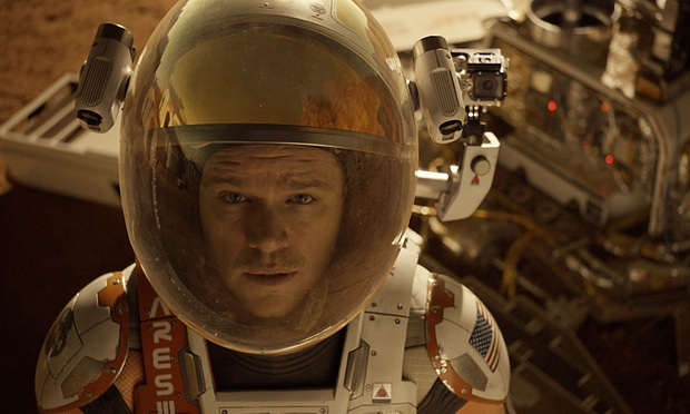 Trilogy Spoilers! Podcast – The Martian