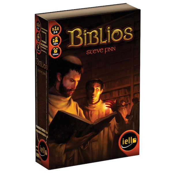 Game Review: BIBLIOS – Let There Be Fun!