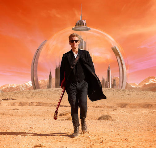 Doctor Who Is in the Running for an Emmy for the First Time! Whovians Make Some Noise!
