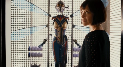 Evangeline Lilly Knows Exactly Who She Wants to Play Her Mother, Janet Van Dyne, in Ant-Man and the Wasp