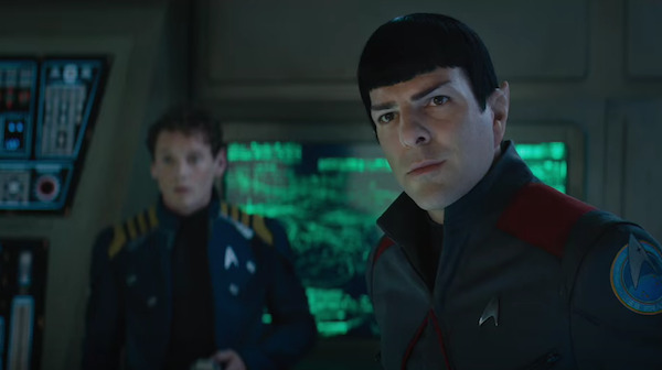 First Star Trek: Beyond Trailer Is All Action