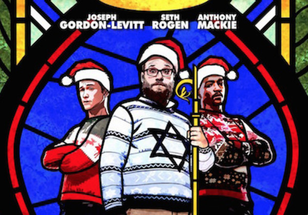 Movie Review – THE NIGHT BEFORE