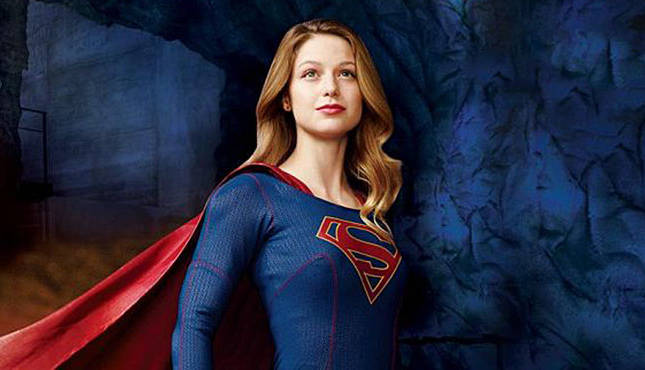 Supergirl is Bringing Superman to the CW for her Second Season!