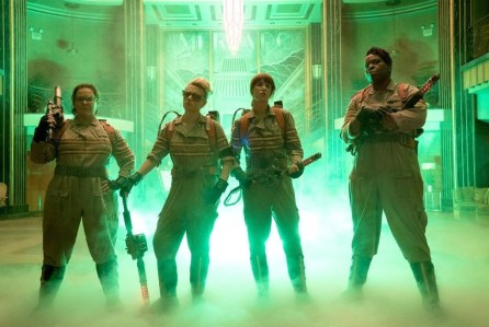 New Ghostbusters Theme by Fall Out Boy and Missy Elliott