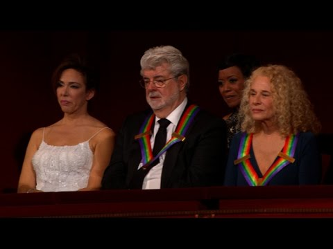 Watch The Kennedy Center Honors As They Honor George Lucas And More