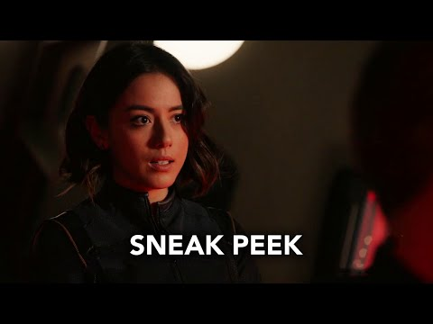 "Sneak Peek Clip at Agents of SHIELD Winter Finale, ""Maveth,"" Sees Everything Turn to Rubbish"