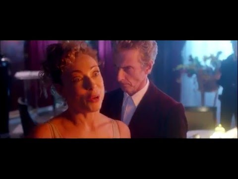 Take A Peek At The Doctor Who Christmas Special: The Husbands Of River Song