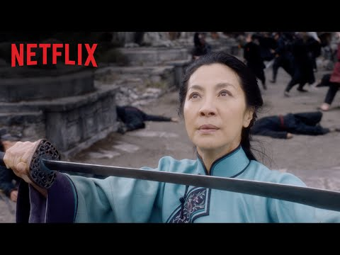 Michelle Yeoh Is All Kinds of Badass in New Trailer for Crouching Tiger, Hidden Dragon: Sword of Destiny