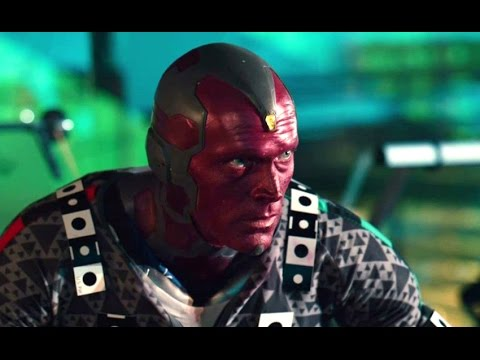 Deleted Scene from Avengers: Age of Ultron Shows An All-Out Brawl with The Vision!