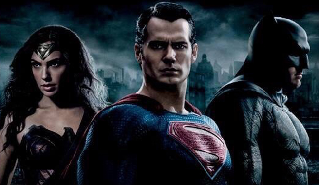 Is This How the Justice League Shows Up in Batman v. Superman: Dawn of Justice
