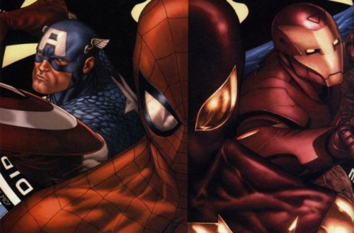 TOM HOLLAND REFUSED TO READ THE CIVIL WAR SCRIPT BEYOND HIS ROLE AS SPIDER-MAN